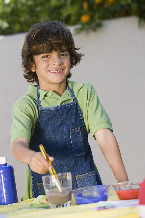 Tween Art class (Ages 9-11) Single Class