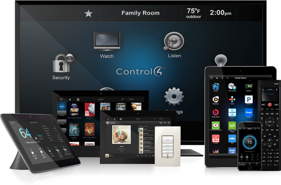Control4 Products