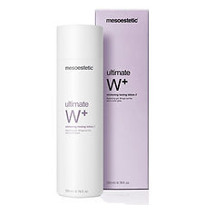 Ultimate W+ whitening cleansing toning l