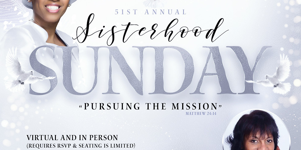 RSVP for Service: Sunday May 2nd