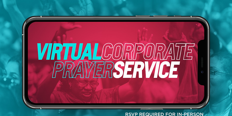 RSVP for Service: Sunday May 30th