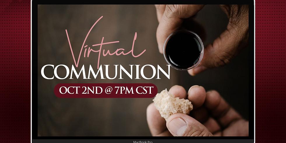 Virtual Communion Service