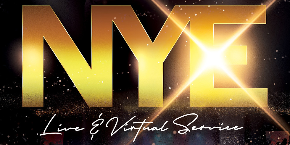 RSVP for NYE Service: Dec 31st