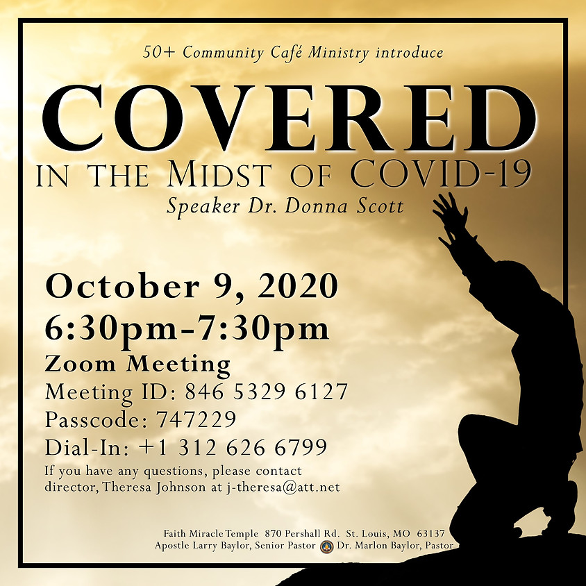 Covered In The Midst of COVID-19