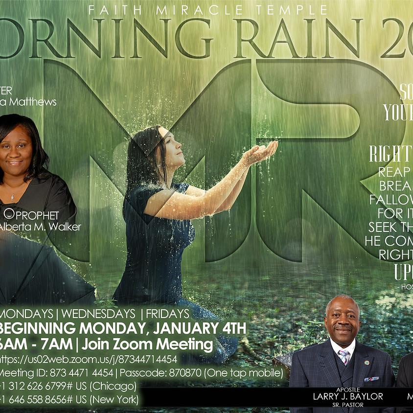 Morning Rain 2021