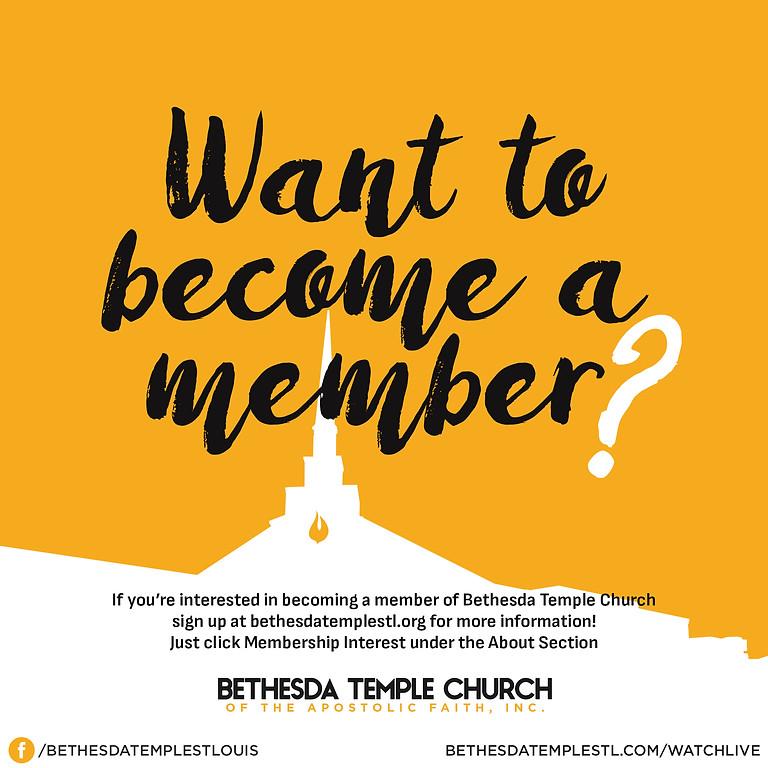 Membership Interest