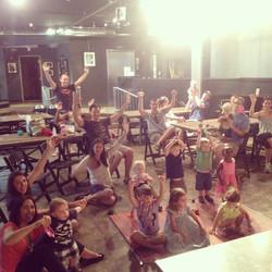 Ebenezers Coffeehouse July 2014