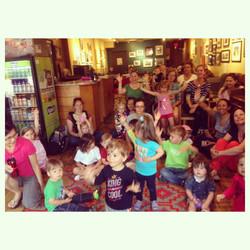 St. Elmo's Coffee Pub May 2014