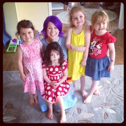 Birthday Party May 2014