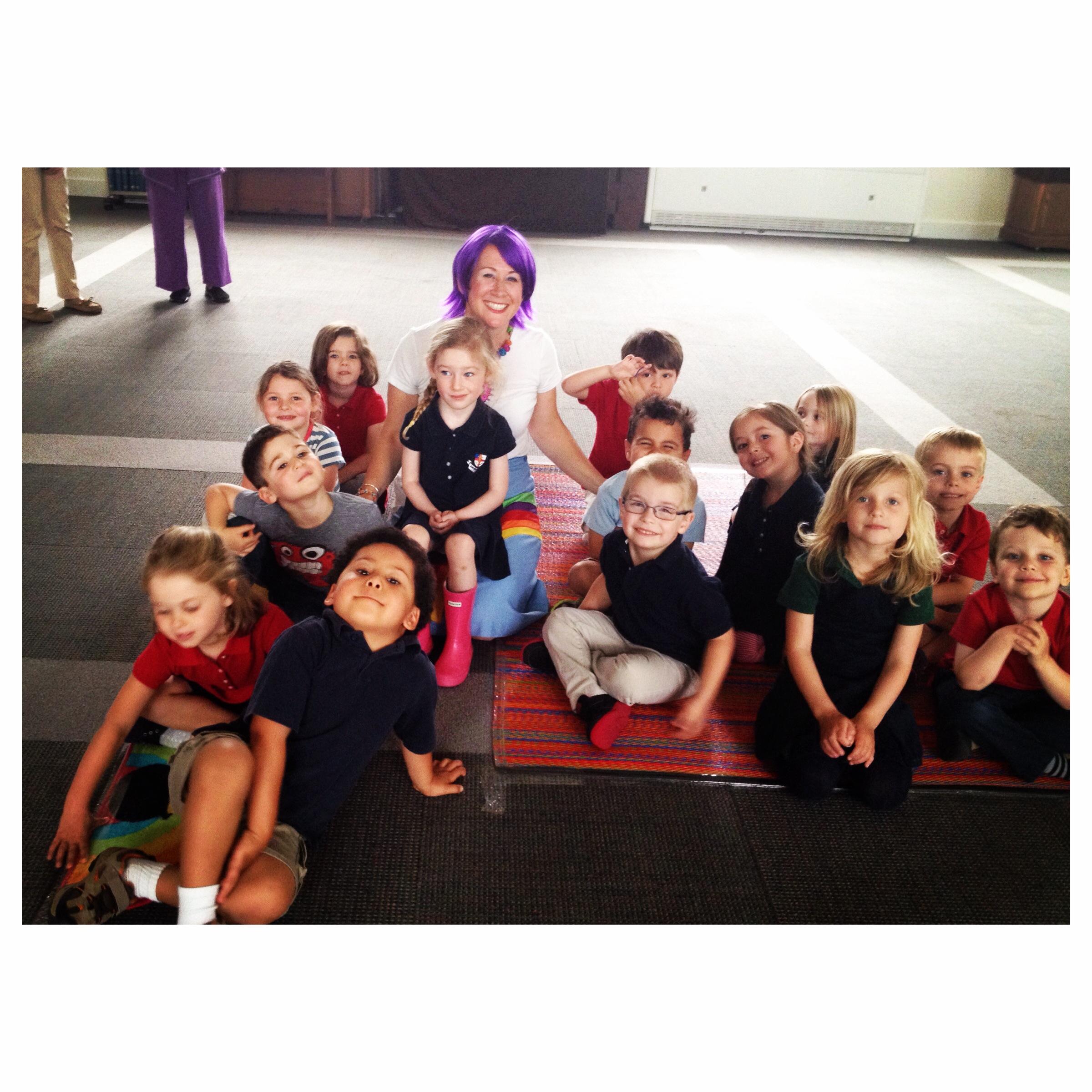 Grace Episcopal School May 2014
