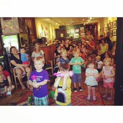 St. Elmo's Coffee Pub June 2014