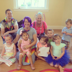 Fairlington Mom's Group May 2014