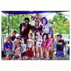 Birthday Party July 2013