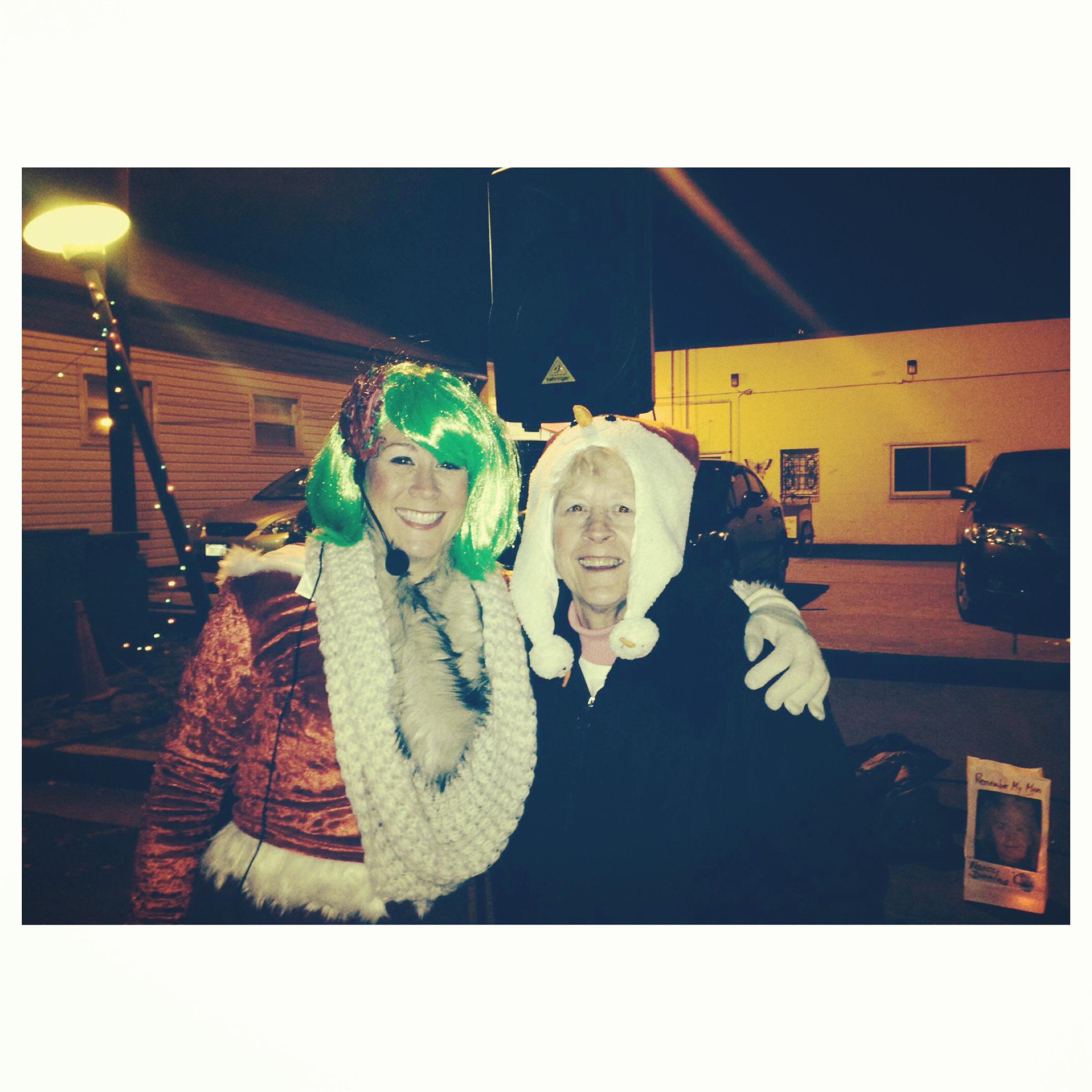 Del Ray Tree Lighting December 2013