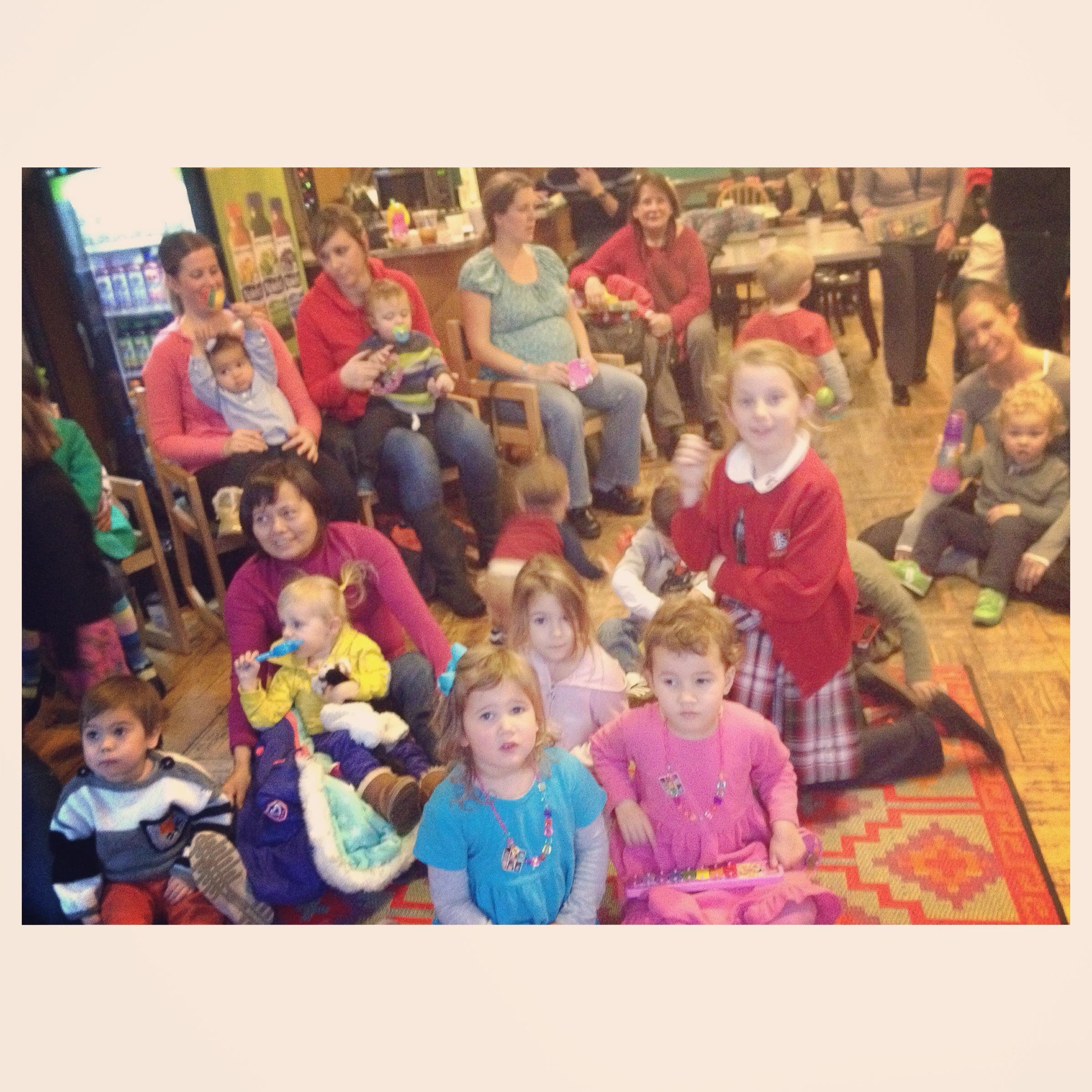 St. Elmo's December 2013