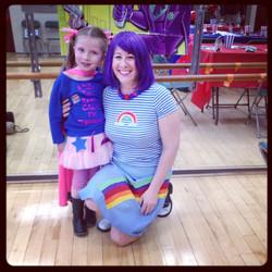 Superhero Birthday Party March 2014