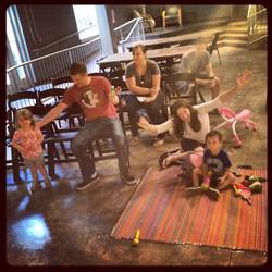 Ebenezer's Coffeehouse June 2014