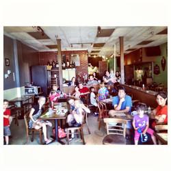 Epicure Cafe August 2013