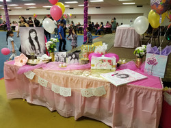 60th birthday party event