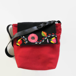 Salmon Wool with Embroidered Black Flap.jpg