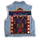 Thumbnail: Embellished Demin Vest with Colorful Needlework