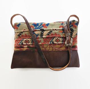 Upcycled Velvet Anthropology Pillow Cover Shoulder Bag.jpg