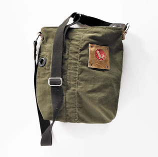Upcycled Army Duffle Canvas with Baseball Glove Pat.jpg