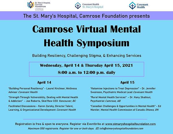 Virtual Mental Health Symposium 04-2021.