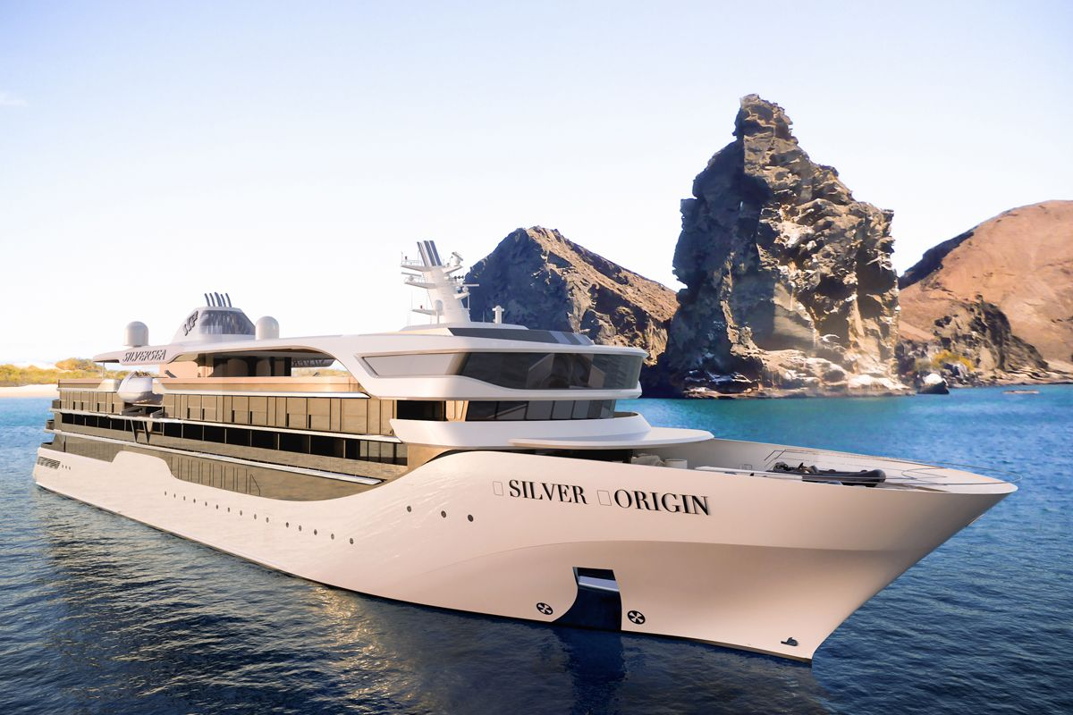 Silversea Origin