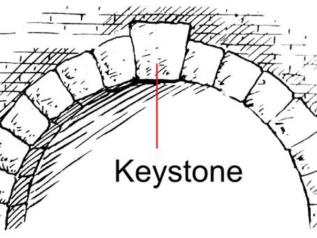 """Why """"keystone""""?"""