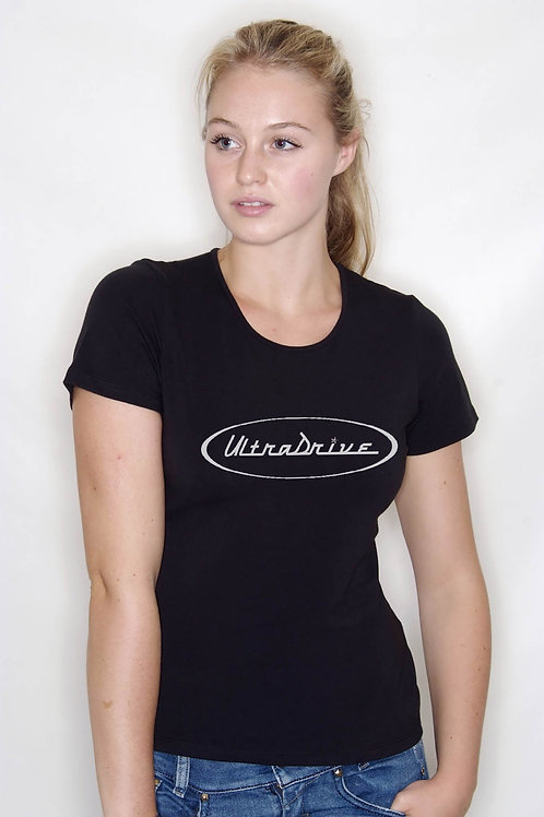 UltraDrive Logo Women's Baby Doll T-Shirt