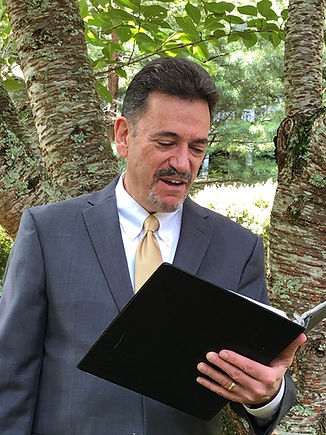 Danny Lewis Asheville Wedding Officiant and Celebrant Funeral Officiant and Celebration of Life Officiant and Celebrant