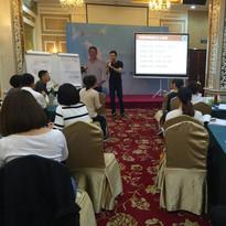 Presentation skills I