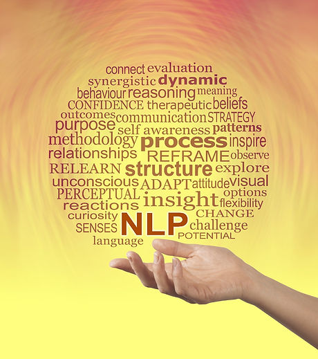 NLP, neuro linguistic programming