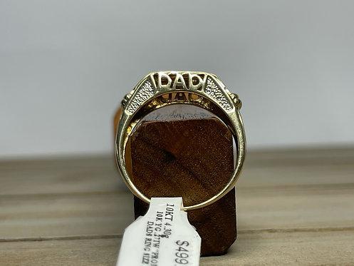 10KYG Promo Diamond Dads Ring
