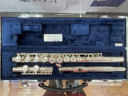 Yamaha YFL-221 Flute with case