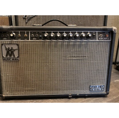 Music Man 210 & 115RH Cab