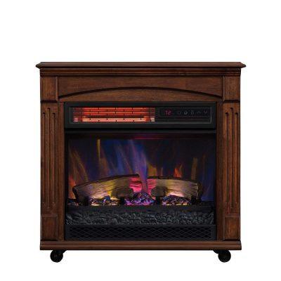 ChimneyFree 18IRM9984-C325 Rolling Mantel Heater