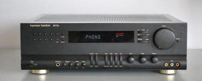 Harman Kardon AVR20II High-Fidelity AM/FM Stereo Receiver