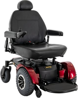Pride Jazzy 1450 Mobility Chair