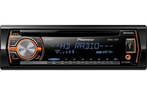 Pioneer DEH-X5500HD CD Player