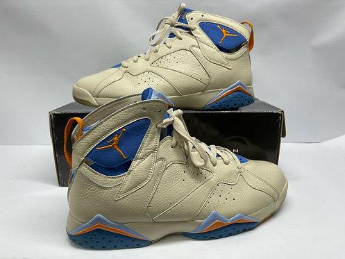 Jordan 7 Retro Pacific Blue