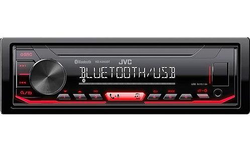JVC KD-X260BT CD Player