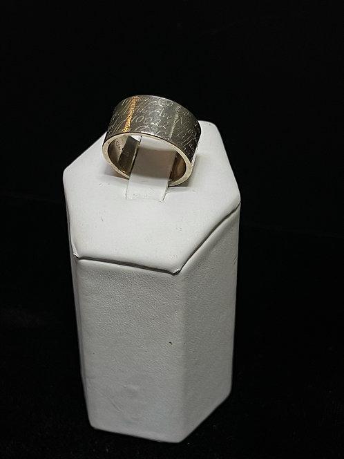 Tiffany & Company Notes Ring 11/18