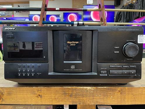 Sony CDP-CX235 200CD Changer