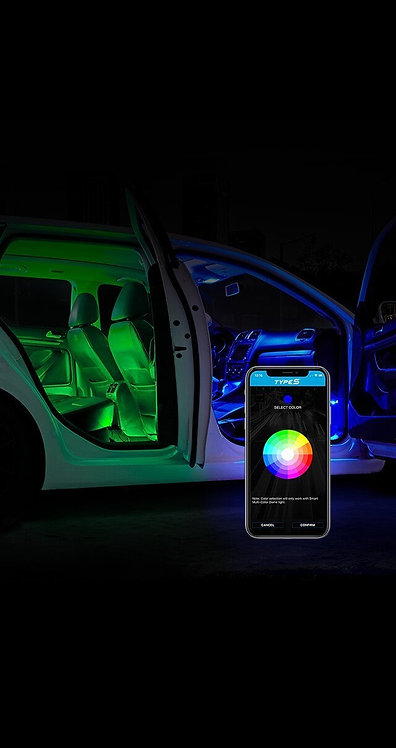 Touring Items Type S Plug & Glow Smart Lighting Kit