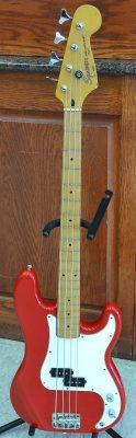 Fender Squire II Precision Bass