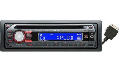 Sony CDX-GT420IP