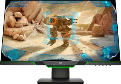 HP Omnitrix Gaming Monitor X 25X