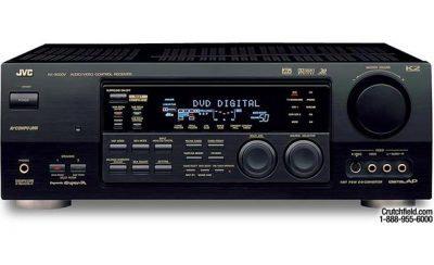 JVC RX-9000V Receiver